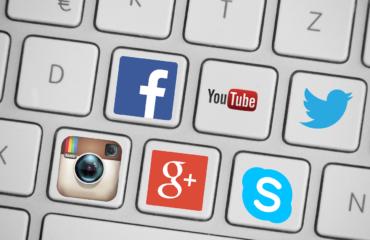 social media use in healthcare