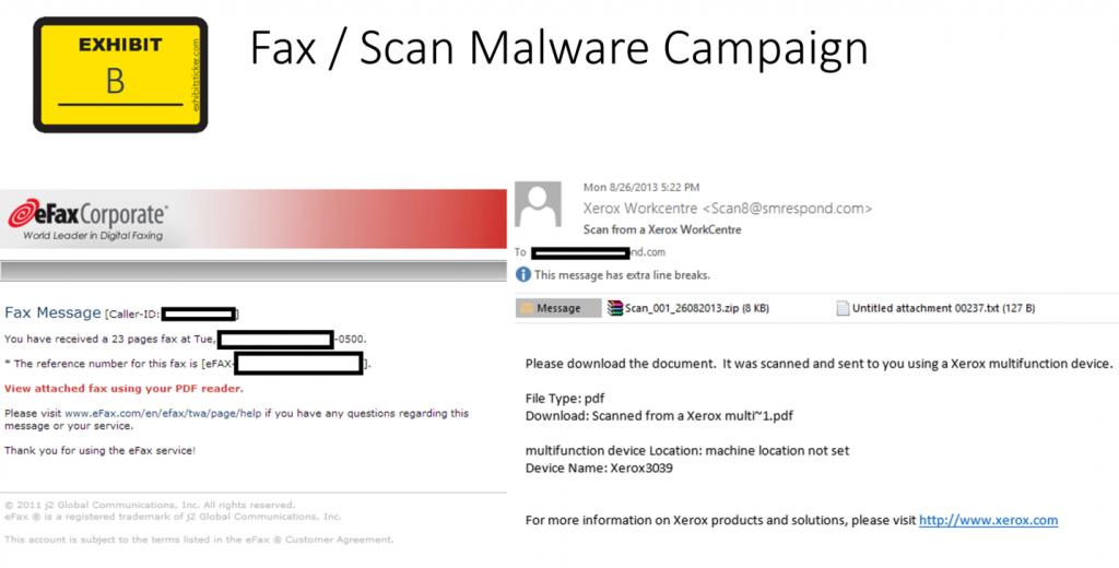 Fax Malware