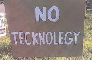 Technology Averse