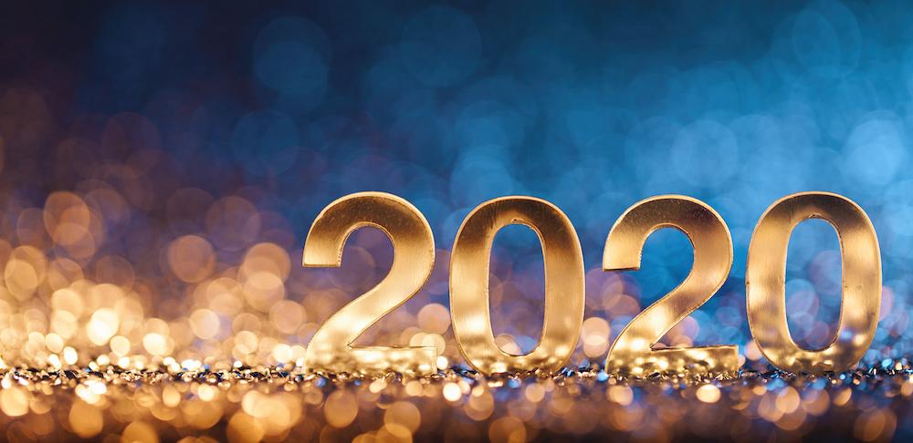 Golden numbers 2020